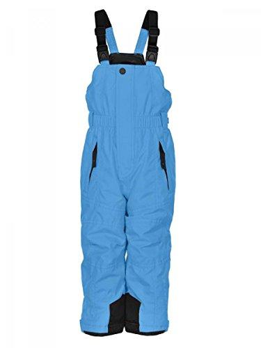 Peper, wit, tuinbroek, skibroek, waterdicht, blauw, 18 maanden