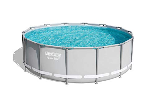 Bestway Power Steel 14 X 42 Frame Swimming Pool Set