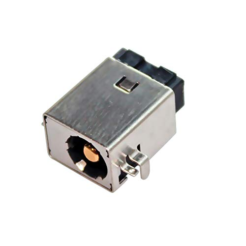 GinTai Replacement for Clevo P650RG Sager NP8658-S Laptop AC DC Power Jack Charging Port Connector