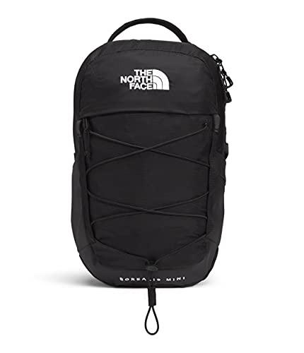 The North Face 10L Mini Borealis Laptop Backpack, TNF Black/TNF Black, OS