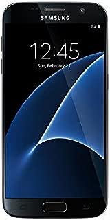 Samsung Galaxy S7 32GB G930A - AT&T Locked - Black Onyx (Renewed)