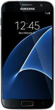 Samsung Galaxy S7 32GB G930A - AT&T Locked - Black Onyx (Renewed)