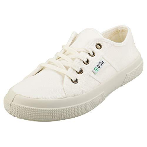 901 Basquet Tintado blanco Größe: EU38 Farbe: blanco