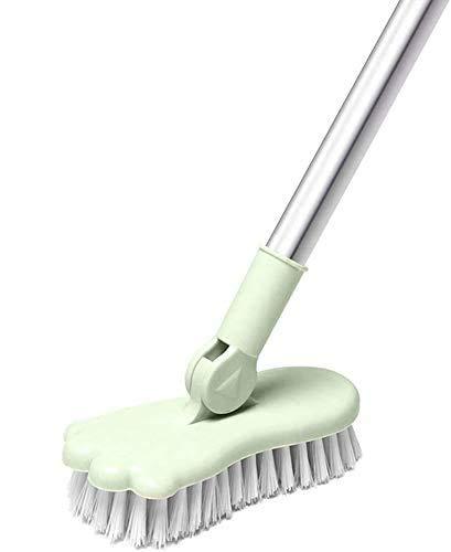Cepillo de Limpieza para Suelos de baño, bañera, Ducha, Az