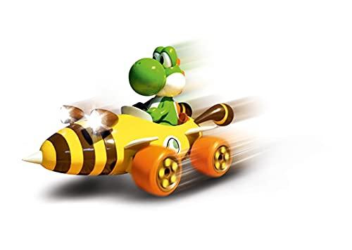 Carrera RC 370181065 2,4GHz Mario Kart(TM) Bumble V, Yoshi
