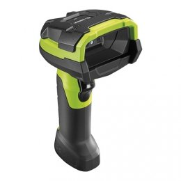 Zebra LI3608-ER, 1D, ER, Multi-IF, kit (USB) noir, vert
