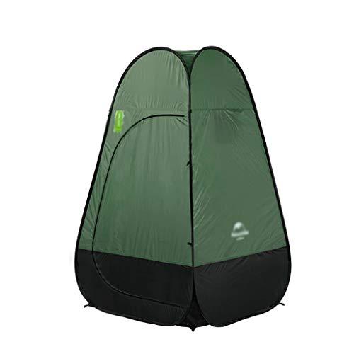 SSG Home Utilisation Multiple Sports de Plein air Tente Camping épais Sunscreen Pluie en Plein air avec Sac de Rangement intérieur Tente Pliante Coupe-Vent Respirant Équipement d'extérieur
