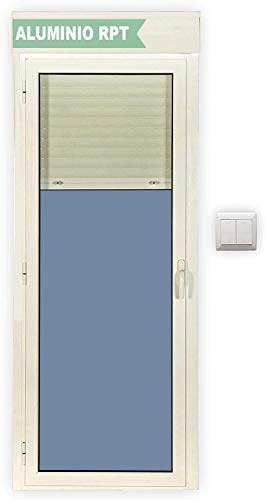 Ventanastock Balconera Aluminio RPT Practicable Oscilobatien