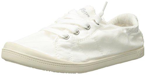 Jellypop Women's Dallas Sneaker, White, 7 Medium US