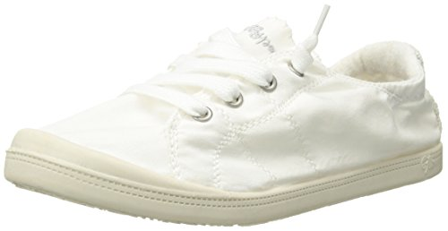 Jellypop Women's Dallas Sneaker, White, 8 Medium US