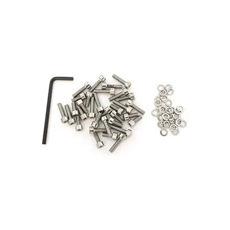 46 Bolts Compatible with Honda CB900C Custom 1980-1982 Stainless Steel Allen Bolt Set
