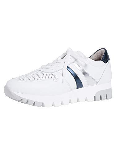 Tamaris Damen 1-1-23749-24 196 Sneaker Removable Sock