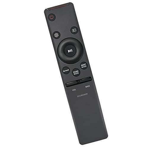 New AH59-02759A Replace Remote Control AH5902759A fit for Samsung Soundbar 2017 Sound Bar Speaker System HW-MS650 HM-MS650 HW-MS550 HW-MS551 HW-MS6500 HW-MS6501 HW-MS651 HW-MS750 HW-MS751 HW-MS550/ZA