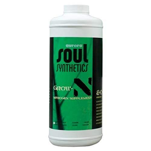 Roots Organics 715310 Soul Synthetics Grow-N, 1-Quart fertilizers, 0.25 Gallon, Natural