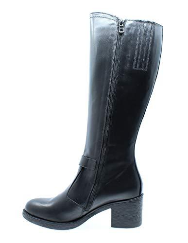 Nero Giardini 9721 - Botas Mujer Negro Talla 39