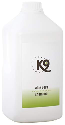 K9 Competition 20-1027Shampoo Aloe Vera für Hunde 2,7L