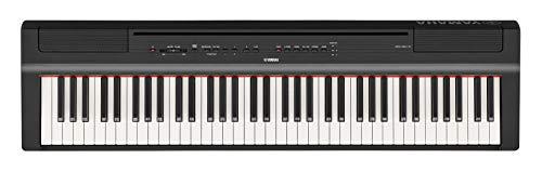 ヤマハ YAMAHA 電子ピアノ Pシリーズ 73鍵盤 ブラック P-121B