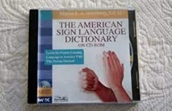 The American Sign Language Dictionary on CD-ROM