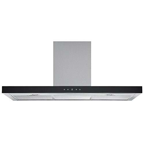 Cookology LINT1001SS Stainless Steel Linear 100cm Designer Chimney Cooker Hood