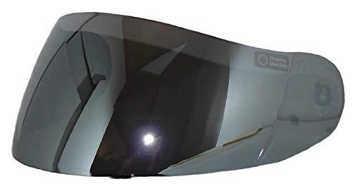 protectWEAR Visière argentée miroir pour casque de moto H520