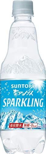 サントリー 南アルプスの天然水 スパークリング 500ml×24本