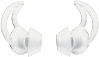 Bose StayHear Ultra Tips - Medium (Two Pairs), white by BOSGF