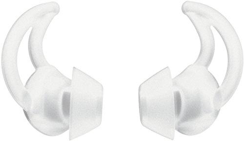 Bose ® StayHear Ultra-Ohreinsätze(Größe: M, zwei Paar) weiß