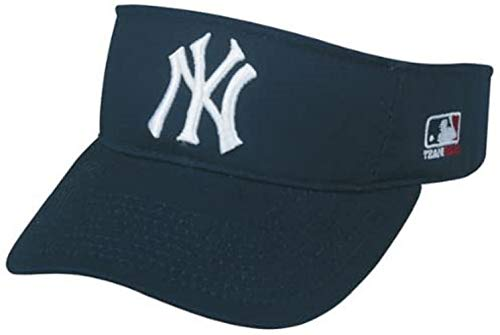 New York Yankees MLB Adjustable Velcro Visor