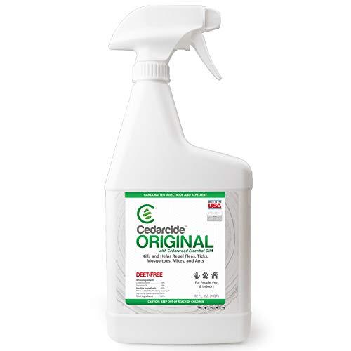 Cedarcide Original (Quart) Cedar Oil Biting Insect...