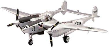 Plastic Model Kit-P-38 Lightning 01:48