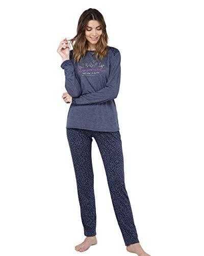 Massana - Pijama P701227 XL, AZUL