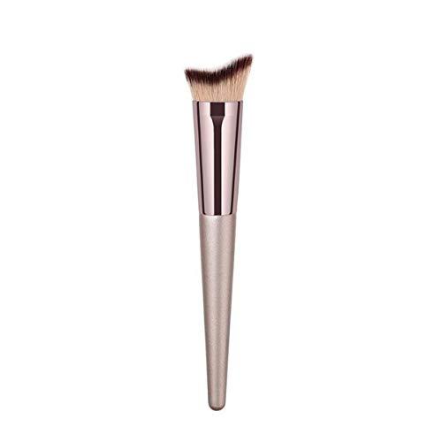 WSUH Maquillage professionnel Pinceau Fondation Sourcils fard à paupières Brosses cosmétiques pinceau de maquillage, 1pcs / 4pcs (Couleur : 06, Size : One Size)