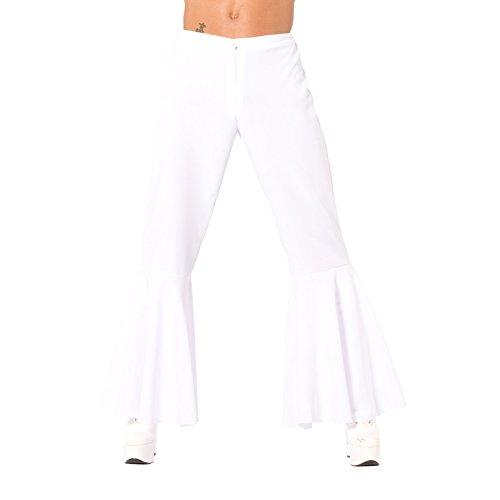 Aptafêtes - CS925118/54 - Pantalon Pattes - Élastique - Blanc, - Taille 54 L