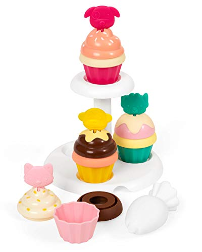Skip Hop Zoo Sort & Stack Cupcak...