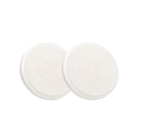 Silk'n Pure Nachfüllpackung - Gesichtsmassage-Bürstenkopf aus Silikon - Professionelle Tiefenreinigung - 2 Stück