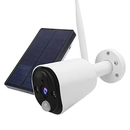 Videocamera da esterno, videocamera Wi-Fi 5200 MAh Batteria ricaricabile per Living Toom per ufficio