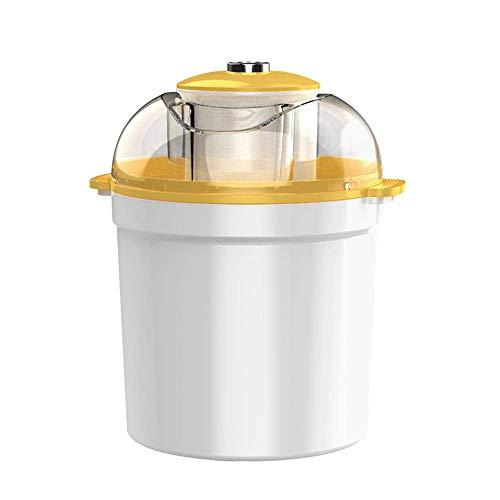 QWEAS Eiscreme-Hersteller, mit eingebautem Gefrierschrank, 800ml Sorbet Sorbet Machen automatische Maschine, Icecream Makers Maschine für den Heim DIY