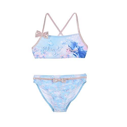Disney Frozen Mädchen Badeanzug Bikini
