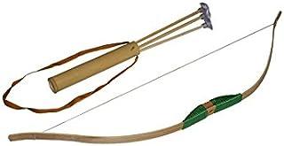 comprar comparacion Juguetutto - Arco Grande - Flechas Punta Ventosa - Verde - Juguete de Madera