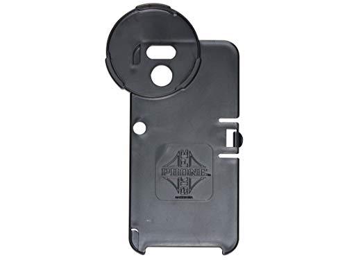 Phone Skope Smartphone Optics Digiscoping Case for Binoculars, Spotting Scopes, Telescopes, Microscopes, Monoculars and More (Galaxy S7)