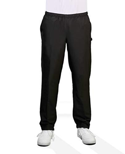 Michaelax-Fashion-Trade – Pantalon de Sport – de Base – pour Homme - Noir - 30