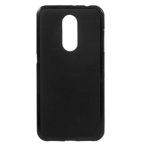 Easbuy Handy Hülle Soft Silikon Hülle Etui Tasche für ZTE Blade A910 Smartphone Cover Handytasche Handyhülle Schutzhülle