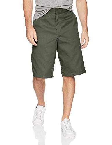 """Dickies Men's 42 283-13 """"Mlti Pkt W/Srt court, Vert (Olive Green), W38 (Taille fabricant: 38)"""