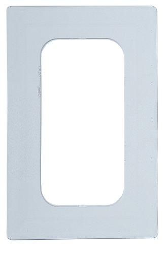 Kopp 342310081 Dekorrahmen 2-fach, transparent