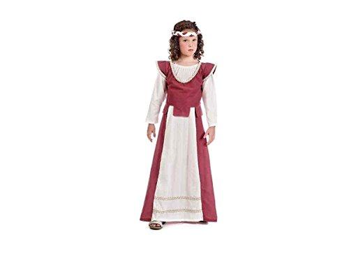 Limit- Disfraz Infantil Medieval Anna Talla 3 (5/7 Años),, 5-7años (982MI3)