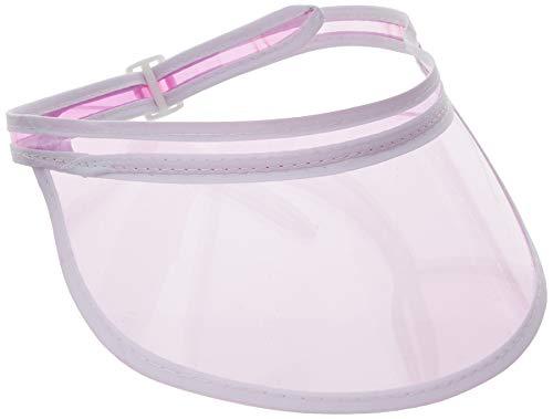 Smiffys Damen Sonnenblende, One Size, Pink, 23541