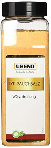 UBENA Rauchsalz Würzmischung, 3er Pack (3 x 1.1 kg)
