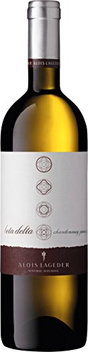 Tenutae Lageder Beta Delta Chardonnay & Pinot Grigio - DOC (1 x 0.75 l)