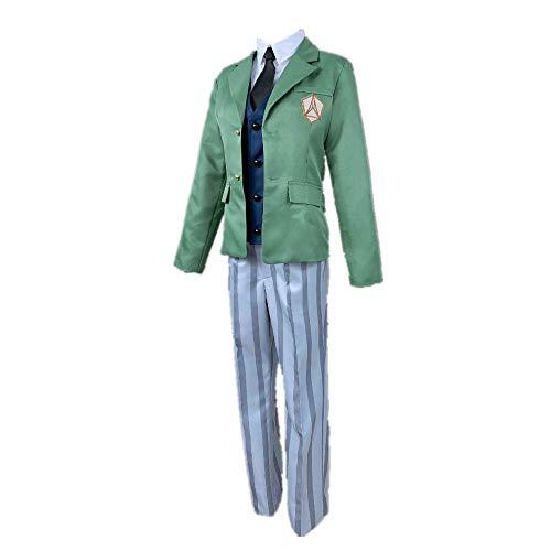 Neuheit Cosplay für Partykostüme BEASTARS legoshi Anime Daily Casual Kimono Uniformanzüge mit Accessoires Hohe Qualität
