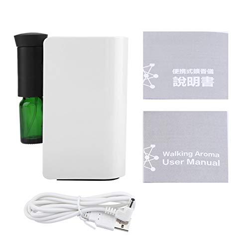 Omabeta Máquina de Aceite Esencial Práctica Durable Conveniente para la Oficina(White)